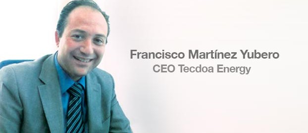 Francisco Martínez Yubero ceo