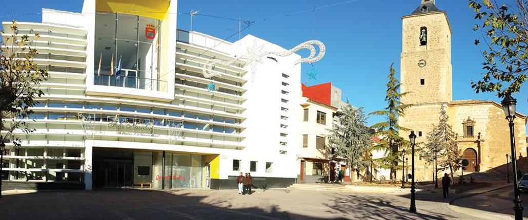 Ayuntamiento Quintanar del Rey